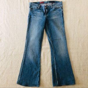 The Legend vintage trousers jeans
